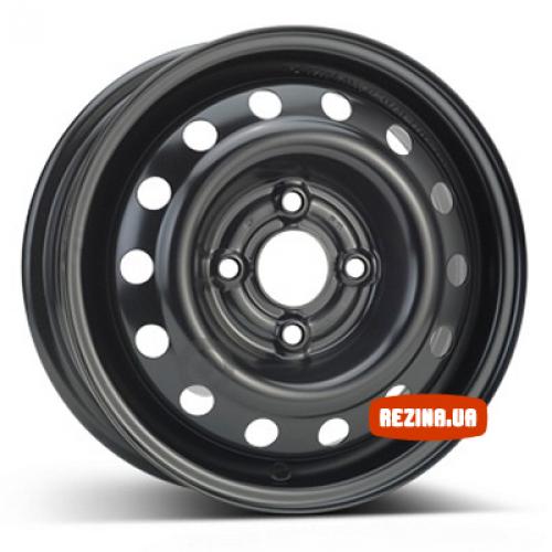Купить диски KFZ 3995 Chevrolet/Daewoo R13 4x100 j5.0 ET49 DIA56.6 черный