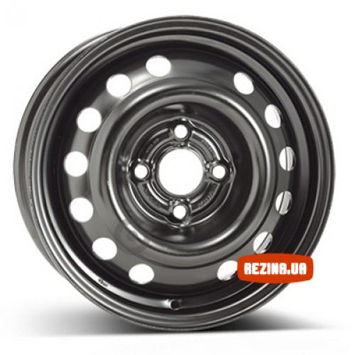 Купить диски KFZ 4460 Daewoo R13 4x100 j5.5 ET49 DIA56.6 черный