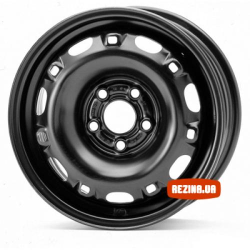 Купить диски KFZ 5210 R14 5x100 j5.0 ET35 DIA57 Black