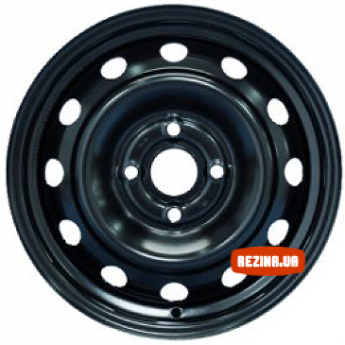 Купить диски KFZ 5490 R14 4x100 j5.0 ET46 DIA54.1 Black