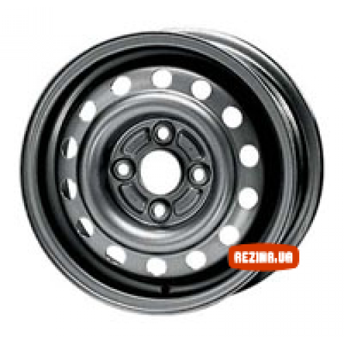 Купить диски KFZ 5990 Peugeot R14 4x108 j5.5 ET34 DIA65 Black