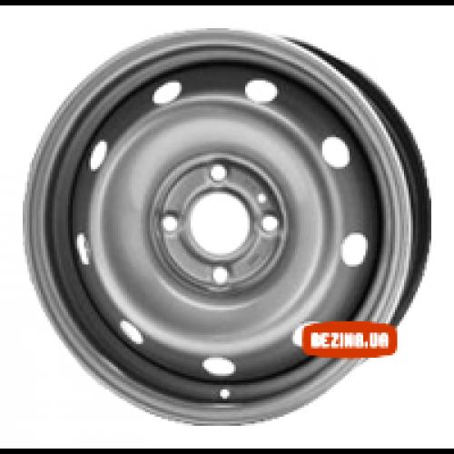 Купить диски KFZ 5995 Renault R14 4x100 j5.5 ET43 DIA60 silver