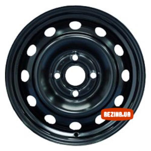 Купить диски KFZ 6225 Fiat R14 4x98 j5.5 ET32 DIA58.1 черный