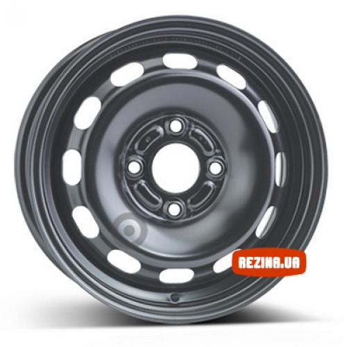 Купить диски KFZ 6355 Ford R14 4x108 j5.5 ET37.5 DIA63.4 Black