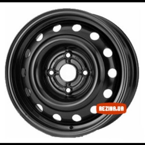 Купить диски KFZ 6555 Chevrolet/Daewoo R14 4x114.3 j5.5 ET44 DIA56.6 Black