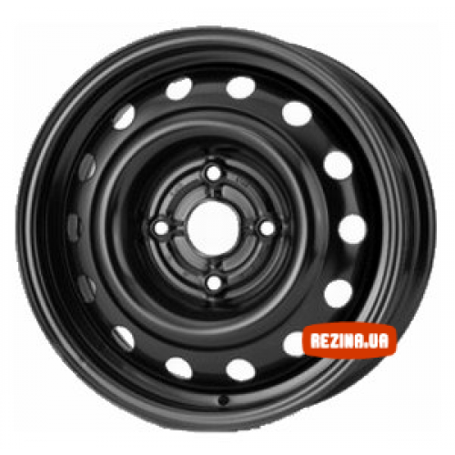 Купить диски KFZ 6555 Chevrolet/Daewoo R14 4x114.3 j5.5 ET44 DIA56.6 черный