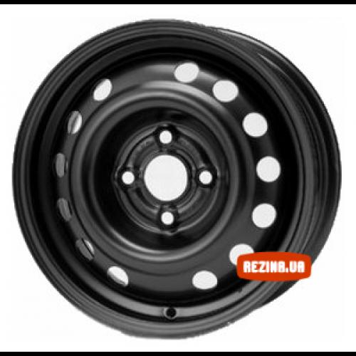 Купить диски KFZ 6565 Chevrolet/Daewoo R14 4x100 j5.5 ET45 DIA56.6 черный