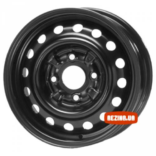 Купить диски KFZ 6775 R15 4x100 j5.5 ET45 DIA60.1 Black