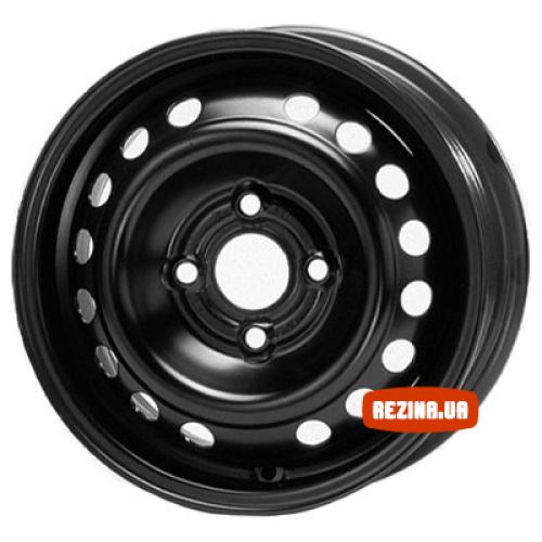 Купить диски KFZ 6780 R14 4x100 j5.5 ET49 DIA56.6 черный