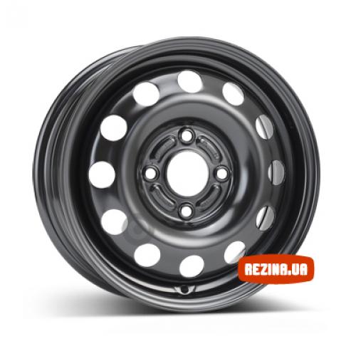 Купить диски KFZ 6880 Ford R14 4x108 j5.5 ET47.5 DIA63.4 Black