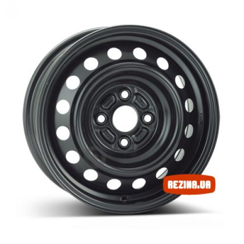 Купить диски KFZ 7015 Toyota R14 4x100 j5.5 ET39 DIA54.1 черный
