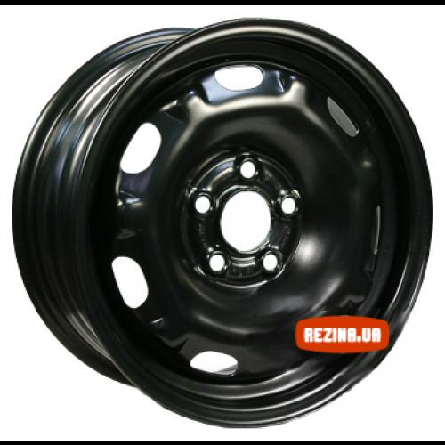Купить диски KFZ 7250 Skoda R14 5x100 j6.0 ET37 DIA57.1 черный