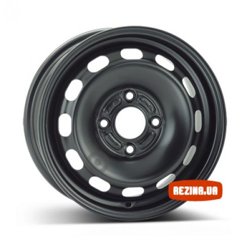 Купить диски KFZ 7255 Ford R15 4x108 j6.0 ET47.5 DIA63.4 Black