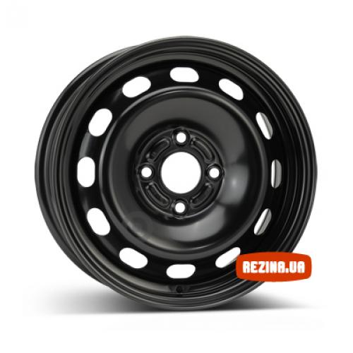 Купить диски KFZ 7430 R15 4x108 j6.0 ET37.5 DIA63.4 черный