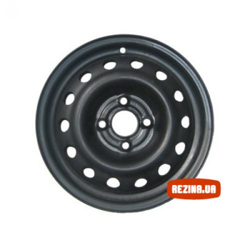 Купить диски KFZ 7530 R15 4x100 j5.5 ET36 DIA54.1 Black