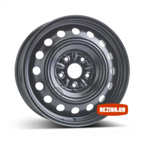 Купить диски KFZ 7625 Toyota R16 5x114.3 j6.5 ET39 DIA60.1 Black