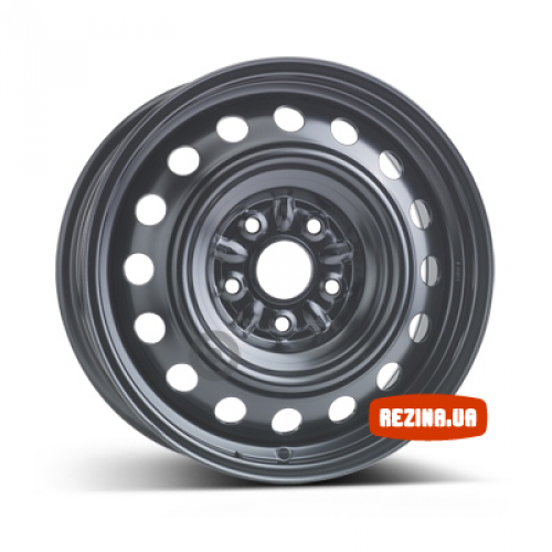Купить диски KFZ 7625 Toyota R16 5x114.3 j6.5 ET39 DIA60 черный