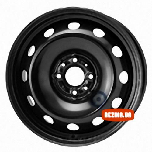 Купить диски KFZ 7680 R15 4x98 j6.0 ET44 DIA58.1 черный