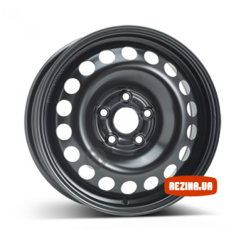 Купить диски KFZ 7710 Chevrolet R15 5x105 j6.0 ET39 DIA56.6 Black