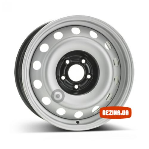 Купить диски KFZ 7780 Fiat R16 5x108 j7.0 ET42 DIA65 черный