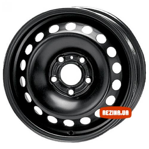 Купить диски KFZ 7855 Nissan R16 5x114.3 j6.5 ET40 DIA66.1 черный