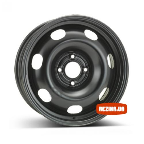 Купить диски KFZ 7860 Citroen R16 4x108 j6.5 ET26 DIA65.1 черный