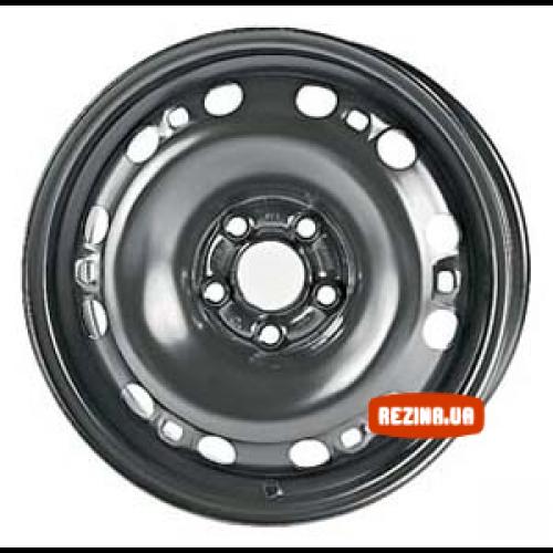 Купить диски KFZ 8000 Skoda R15 5x100 j6.0 ET43 DIA57.1 Black