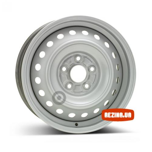 Купить диски KFZ 8005 Honda R16 5x114.3 j6.5 ET55 DIA64.1 silver