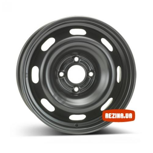 Купить диски KFZ 8055 Peugeot R15 4x108 j6.0 ET23 DIA65.1 Black