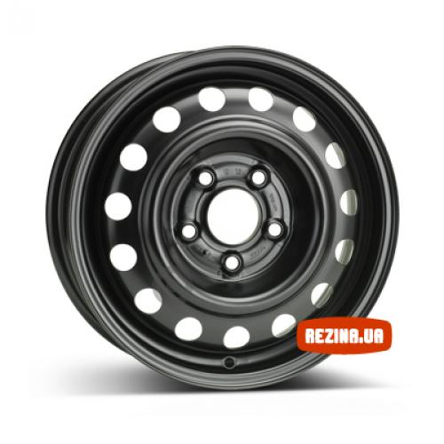 Купить диски KFZ 8077 Kia R15 5x114.3 j5.5 ET47 DIA67.1 черный