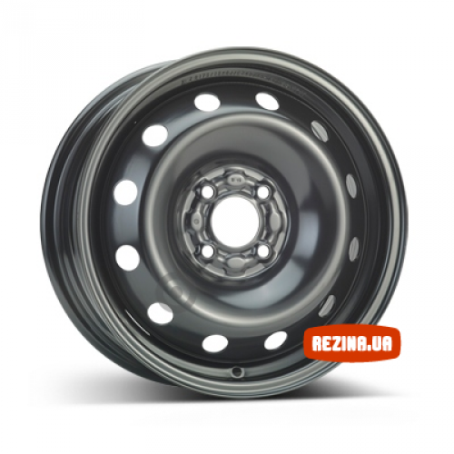 Купить диски KFZ 8175 Renault R15 4x100 j6.0 ET43 DIA60.1 Black