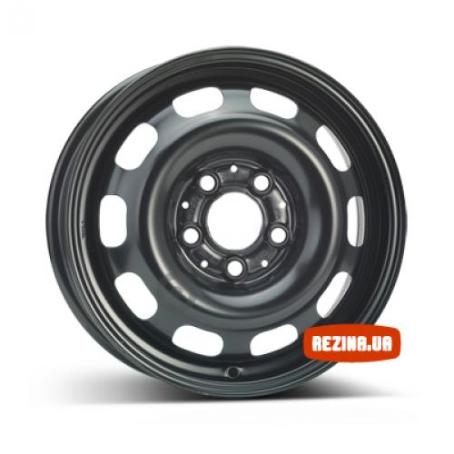 Купить диски KFZ 8220 Mercedes Benz R15 5x112 j5.5 ET54 DIA66.6 черный