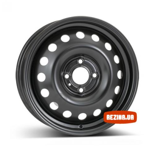 Купить диски KFZ 8305 Nissan R15 4x100 j5.5 ET50 DIA60.1 Black