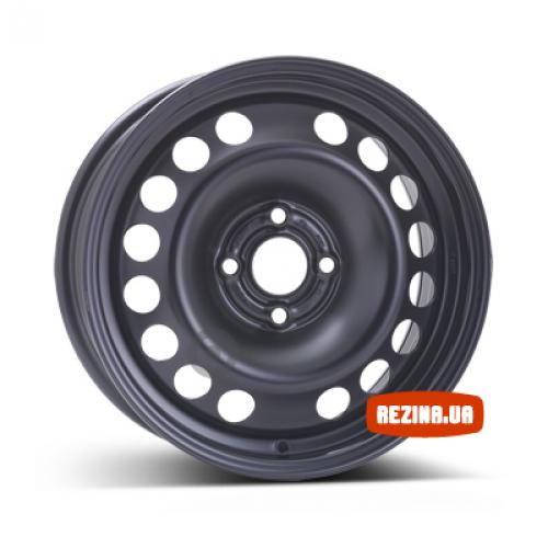 Купить диски KFZ 8365 Opel R15 4x100 j6.5 ET35 DIA56.6 Black