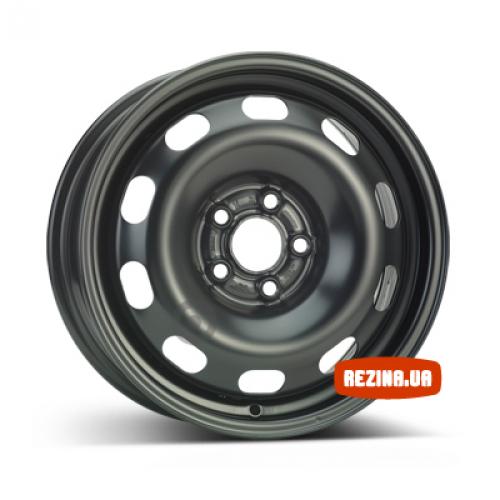 Купить диски KFZ 8380 Volkswagen R15 5x100 j6.0 ET38 DIA57.1 Black
