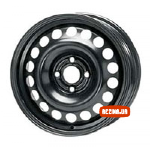 Купить диски KFZ 8390 Opel R15 4x100 j6.0 ET49 DIA56.6 Black