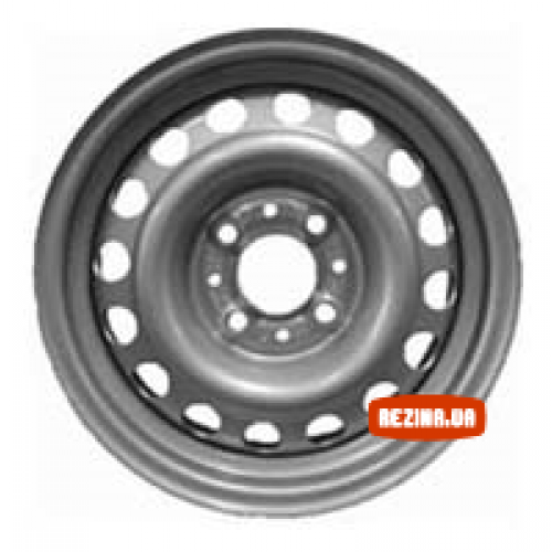 Купить диски KFZ 8435 R15 5x100 j6.0 ET39 DIA54 silver