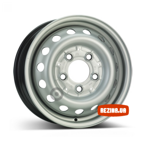 Купить диски KFZ 8555 Mercedes Benz R15 5x130 j6.0 ET75 DIA84 silver