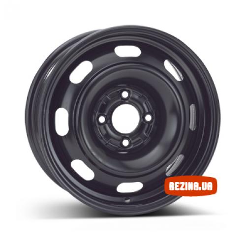 Купить диски KFZ 8690 Citroen R15 4x108 j6.0 ET27 DIA65.1 Black