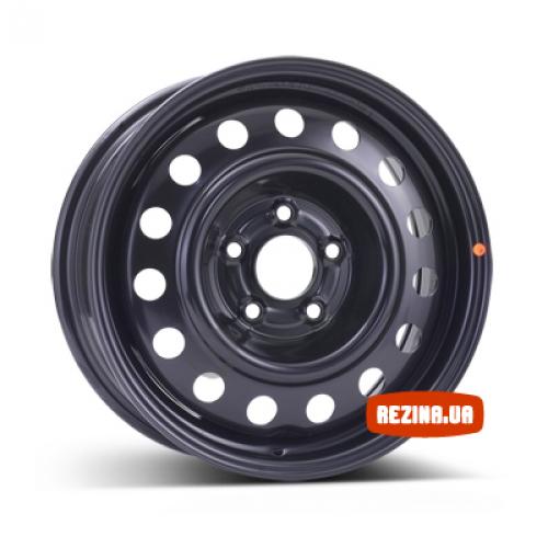 Купить диски KFZ 8755 Hyundai R16 5x114.3 j6.5 ET46 DIA67.1 Black
