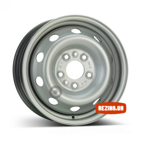 Купить диски KFZ 8877 Fiat R15 5x118 j6.0 ET68 DIA71.1 silver