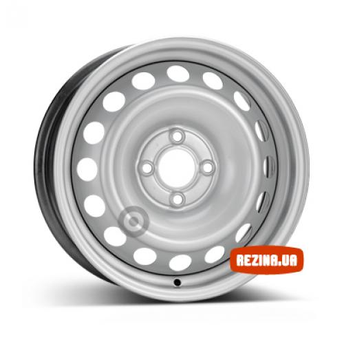 Купить диски KFZ 8932 Renault R15 4x100 j6.0 ET40 DIA60.1 СЕРЫЙ