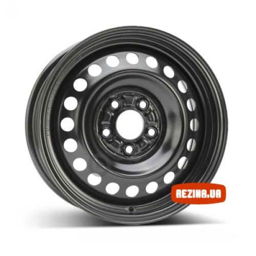 Купить диски KFZ 8987 R16 5x114.3 j6.5 ET31.5 DIA67.1 Black