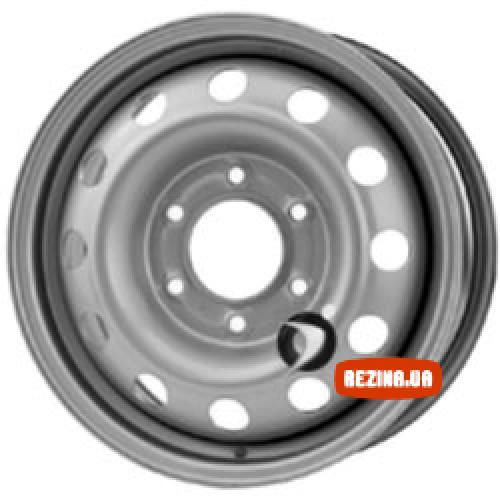 Купить диски KFZ 9207 R16 6x139.7 j6.5 ET56 DIA92.5 silver