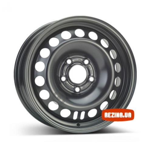Купить диски KFZ 9245 Opel Astra-H R15 5x110 j6.5 ET35 DIA65.1 Black