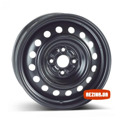 Купить диски KFZ 9285 Toyota R15 4x100 j6.0 ET45 DIA54.1 Black