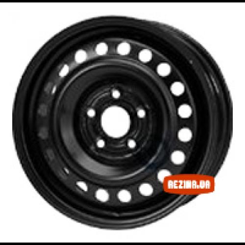 Купить диски KFZ 9295 R16 5x114.3 j6.5 ET55 DIA64.1 Black