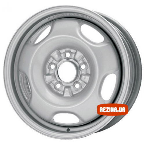 Купить диски KFZ 9405 Mitsubishi R16 5x114.3 j6.0 ET46 DIA67.1 silver