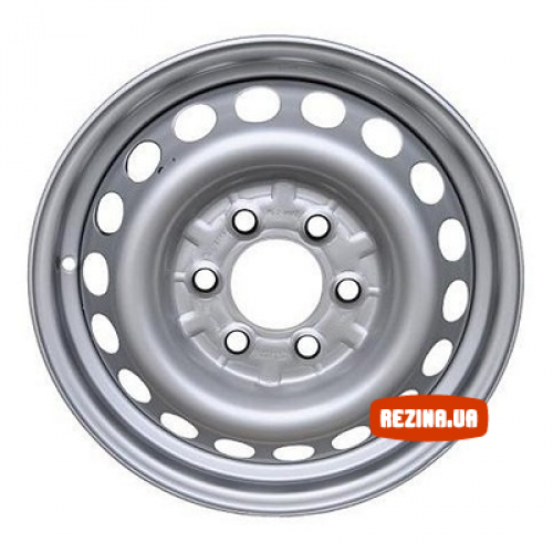 Купить диски KFZ 9488 Mercedes Benz R16 6x130 j6.5 ET62 DIA84 silver