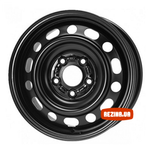 Купить диски KFZ 9532 Mazda R16 5x114.3 j6.0 ET50 DIA67.1 Black